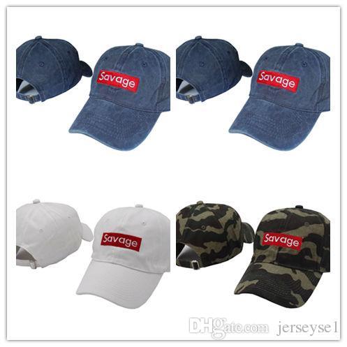 2019 Top Design Savage Baseball Cap Embroidery Men Dad Hat Cotton Bone  Women Snapback Caps Hip Hop Sun Fashion Caps From Jerseyse1 4047abf8d01f