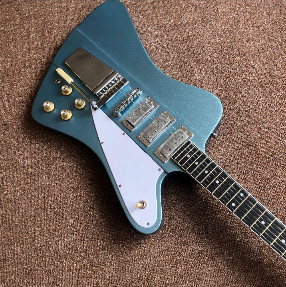 Custom Shop Firebird Electric Guitar With Long Verson Maestro