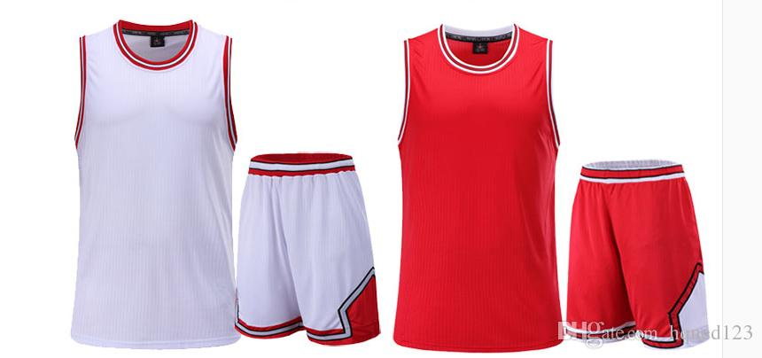 7e1fe26ce70e 2019 Basketball Clothing Custom Basketball Suits Men S Suits Custom Student Sports  Vest Competition Training Uniforms Buy Printed Basketball Unif From ...