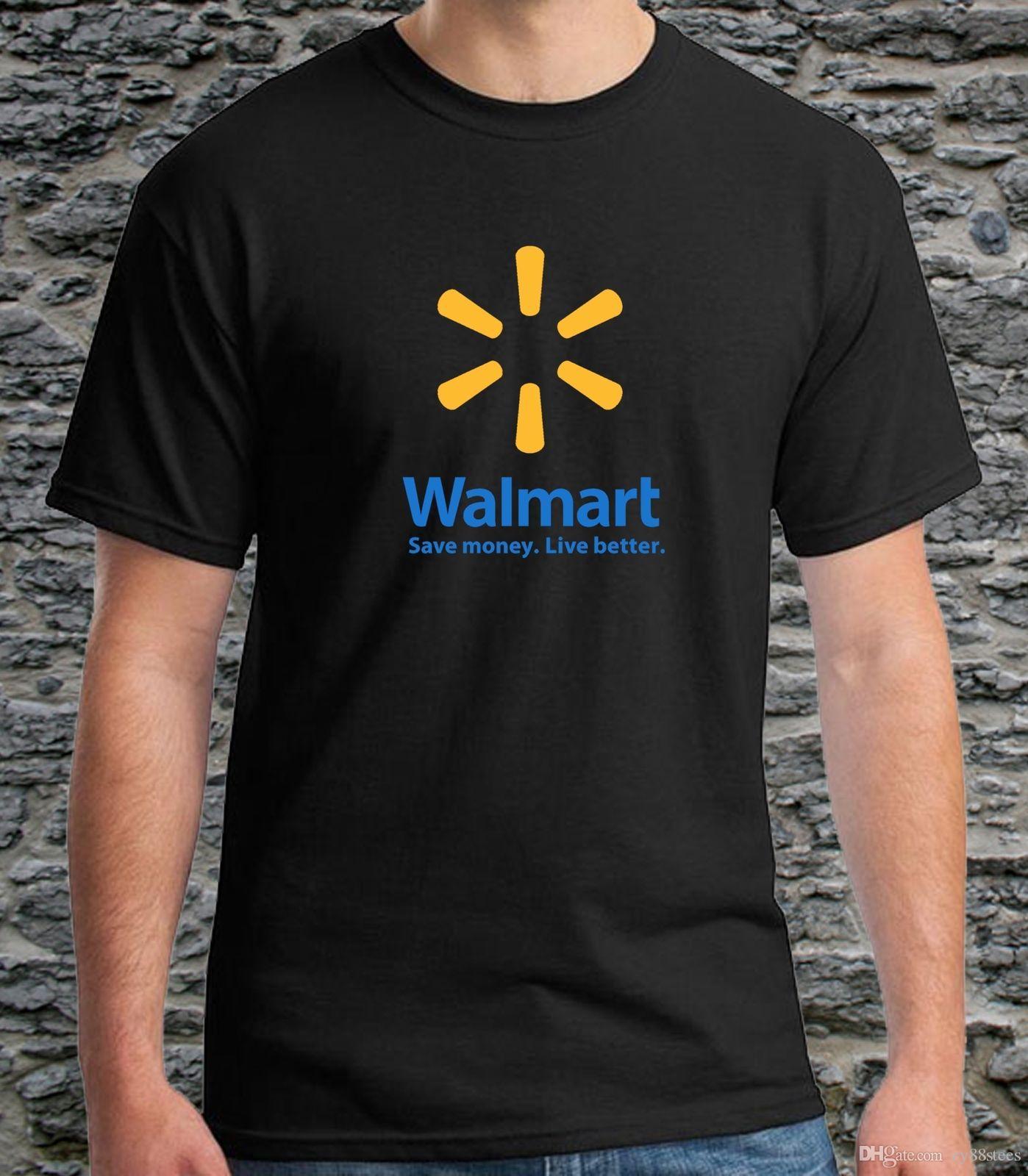 84ee3d5109256 Walmart Market Store Furniture Black T Shirt Grey Tee Men S S To 3Xl T Shirt  Men Boy Casual Custom Short Sleeve XXXL Group Tshirt Cool Looking T Shirts  Buy ...