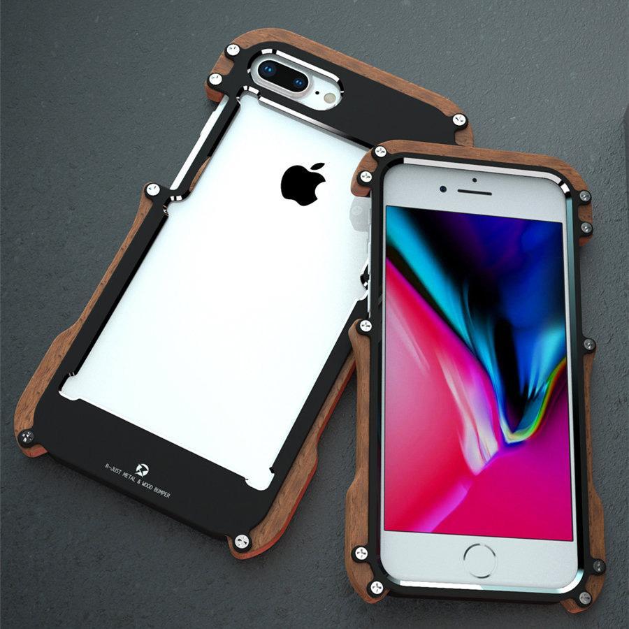 coque iphone 8 plus bumper cadre