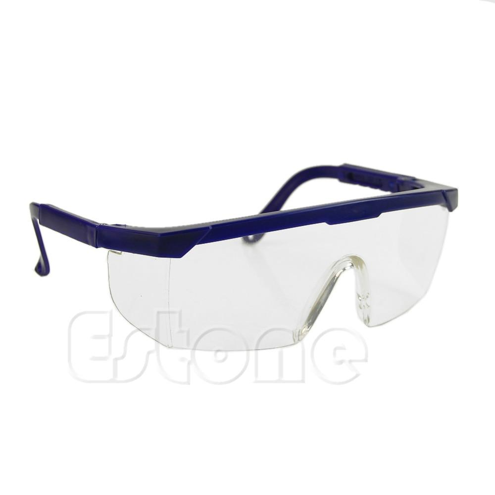 fad96ac346 Clear Safety Glasses Goggles Work Industrial Tool Eye Wear Protection New  Glasses Oculos Ping Cheap Prescription Sunglasses Oversized Sunglasses From  ...