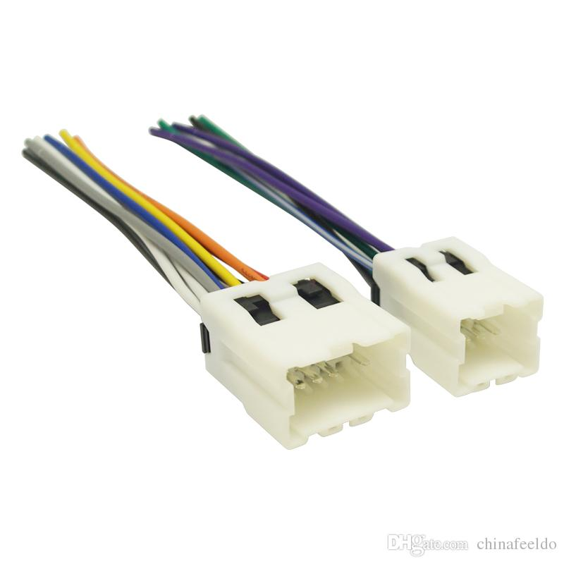Auto Audio Connector Wiring Harness | Wiring Diagram on