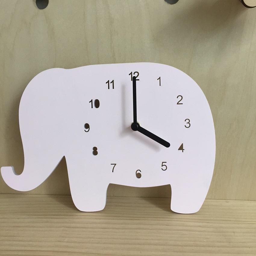 Home Furnishing Elephant Clock Wall Decoration Clock For Kids Room Boy Room  Wall Decor Pendulum Wall Clocks For Sale Personalized Wall Clock From  Herbertw, ...