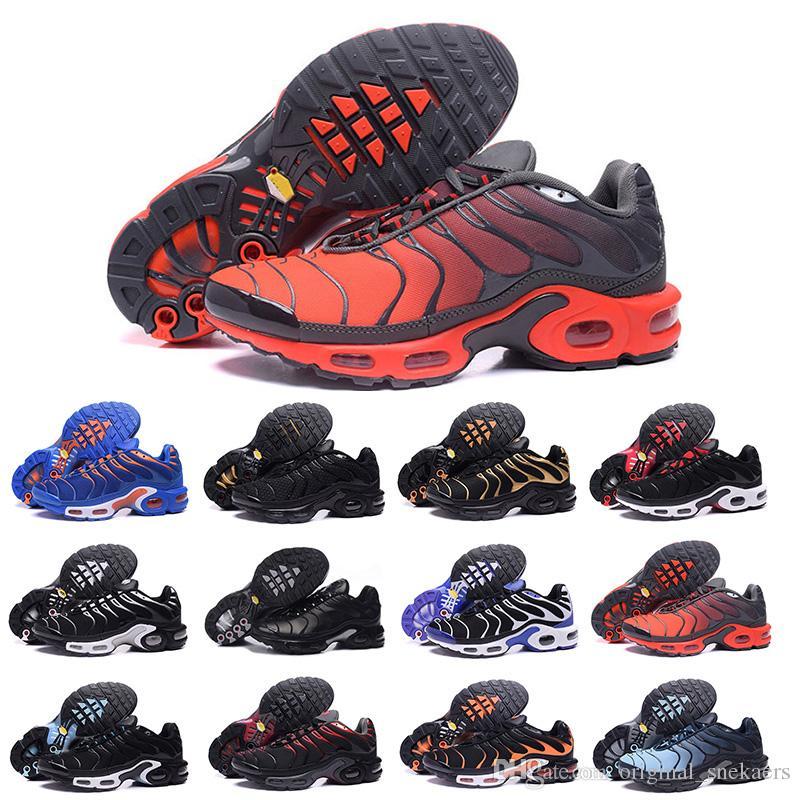 c72c5aaf1d475b Top Fashion Running Shoes Men Women TN Shoes Tns Plus Air Fashion Increased  Ventilation Luxury Casual Trainers Blue Black Sneakers Designer TN Designer  ...