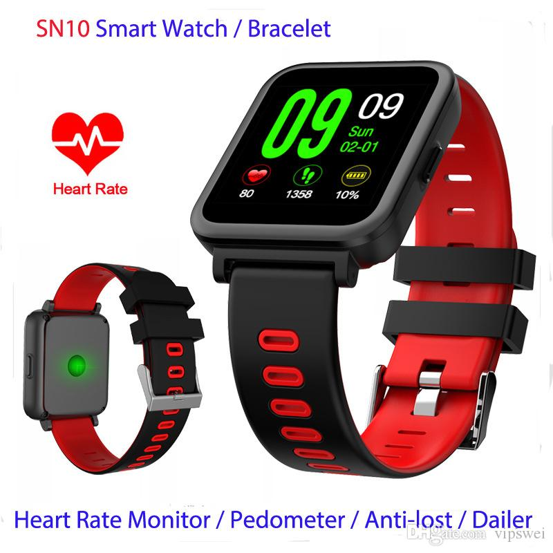 Luxury high quality Smart Watch MTK Sync Notifier Bluetooth Music Smart watches Pedometer Heart Rate Sleep Monitor modern wristwatch