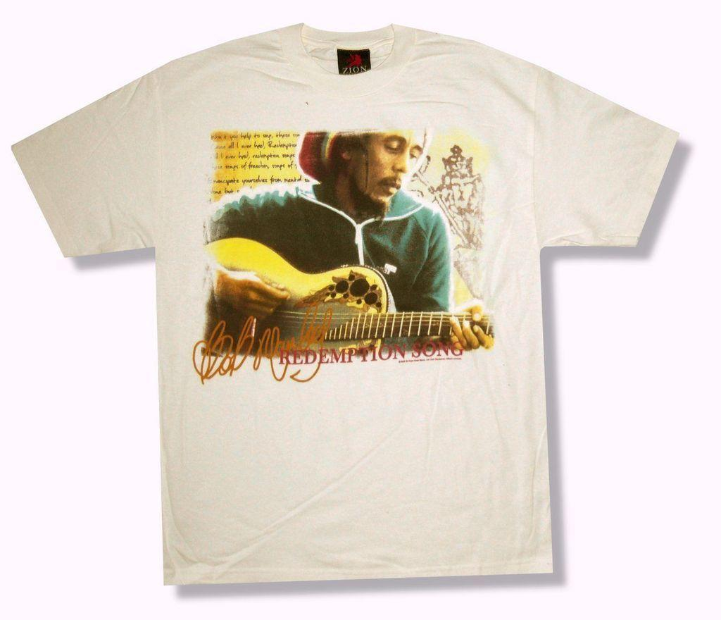 f7698a8ebba Bob Marley Green Jacket Image Pic Cream T Shirt New Official Zion Colour  Jurney Print T Shirt Ts Shirts A Team Shirts From Jie9
