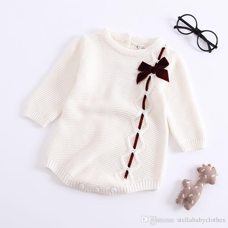 4b926a9dd 2019 2019 Foreign Trade Autumn And Winter Children S Wear Baby Knit ...