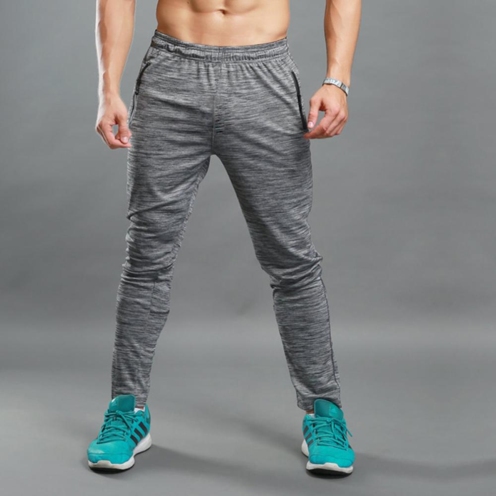 b59dacaff3d7 2019 BARBOK Men s Running Pants Summer Sports Training Basketball  Breathable Trousers Slim Thin Comfort Pants Male Fitness From Lahong