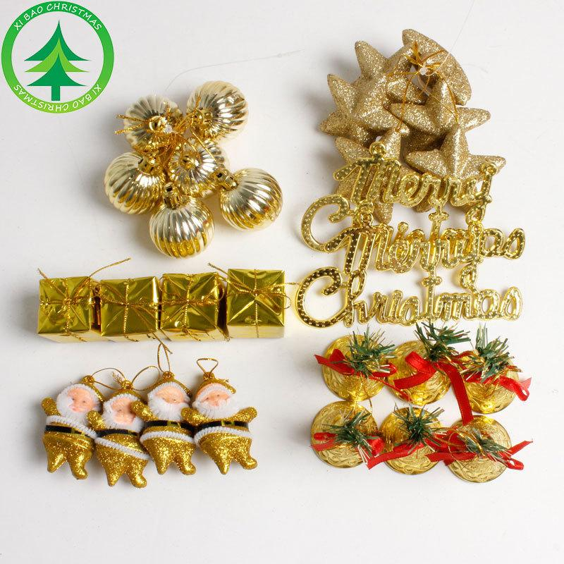 Christmas Tree Ornament Sets.Christmas Tree Ornament Pendants 28pcs Sets Santa Claus Stars Balls Bells Christmas Home Festival Hangings Decoration Accessories B48