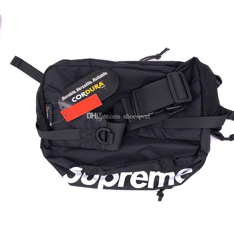 c5b0fb5aa 2019 Supme Cordura Gym Duffle Bag Travel Yoga Bags Durable Outdoor Sport  Bags Black Color DHL Shipping From Hdquping, $30.52 | DHgate.Com