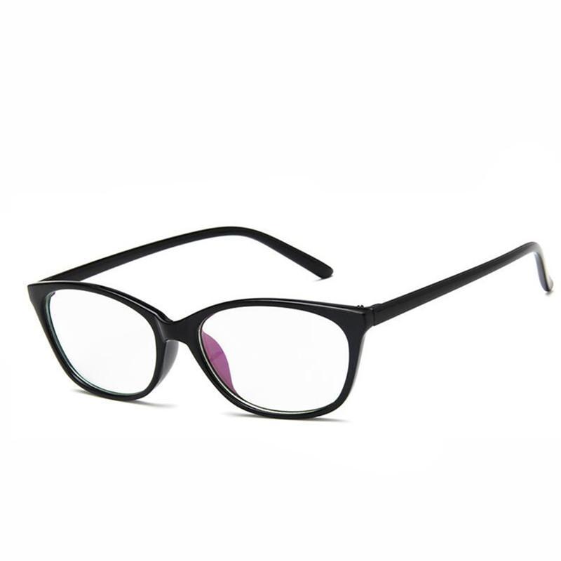 58c8641df1 New 2018 Fashion Cat Eye Glasses Frames Brand Design Vintage Cat Eye ...