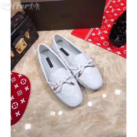 0147103b2351 LADY EMBOSSED METALLIC LEATHER GLORIA FLAT LOAFER MOCCASIN Women Pumps  Loafers Ballerina Flats Espadrilles Wedges Sneakers Boots Booties Mens  Dress Boots ...
