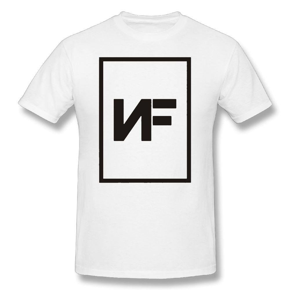 Nf Therapy T Shirt Men Letter Print T Shirt Casual T Shirts Awesome