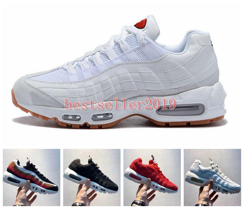 lowest price 3bbc2 3005d 2018 Chaussures Laufschuhe 95 TT für Japan Blau Weiß Rot Damen Herren 95s  Ultra OG Racer Trainer Marke Designer Sneakers Schuh Zapatos