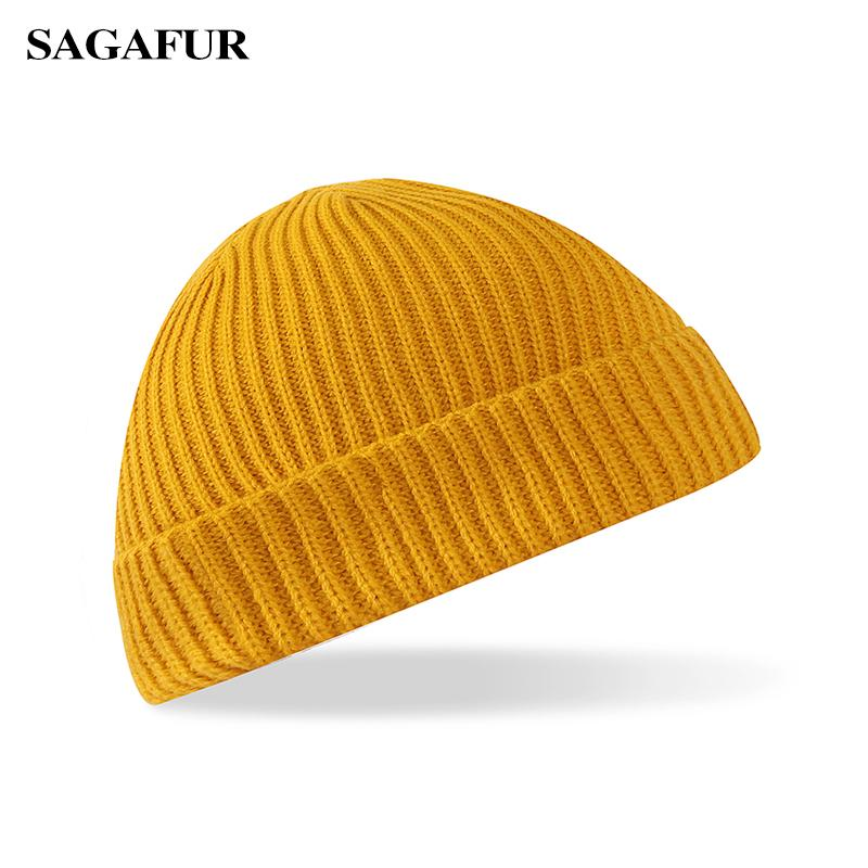 58acd20e6600 SAGAFUR Easy Style Hat Female Male Soft And Warm New Winter High ...