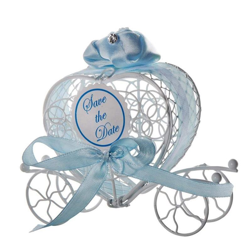 Candy Boxes Gift Organizer Romantic Carriage Sweets Chocolate Box ...