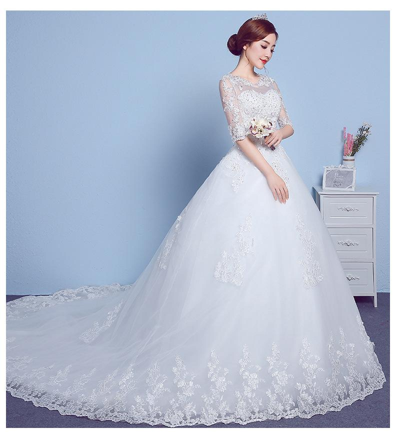 Wedding Of Lovebrand New Women\'S Wedding Dress Filled With Layers Of ...