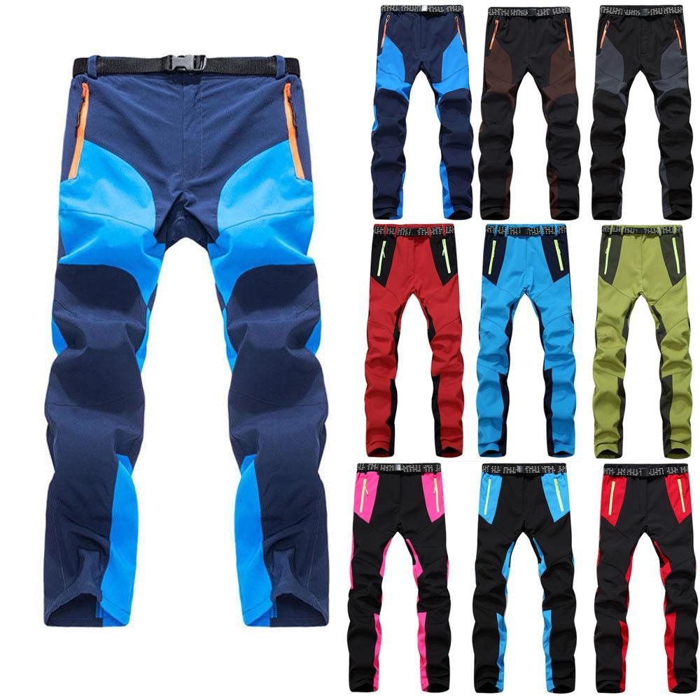 Acheter Homme Hiver Ski Pantalon 30 Degré Camping Imperméable En Plein Air  Femmes Randonnée Pantalon Escalade Pêche Softshell Pantalon De  39.92 Du  Pearguo ... 0c17caf6d97