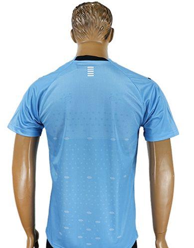 New Uruguay Mens #22 Martin Caceres 21 Edinson Cavani 3 Diego Godin 9 Luis Suarez Team Uniforms Shirts Sports Custom Soccer Jerseys Cheap