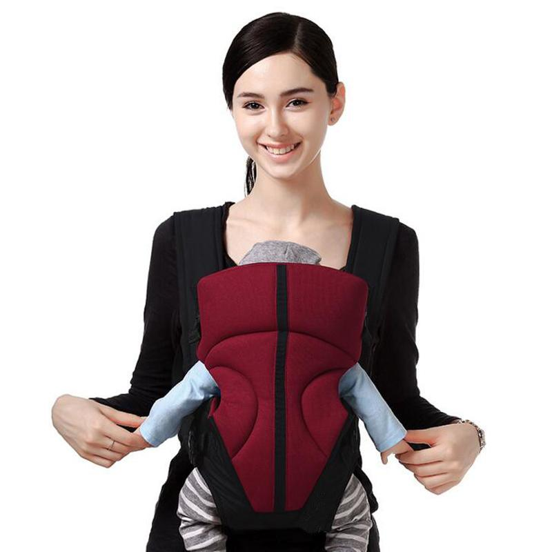 Facing Baby Carrier Baby Sling Toddler Wrap Rider Backpack