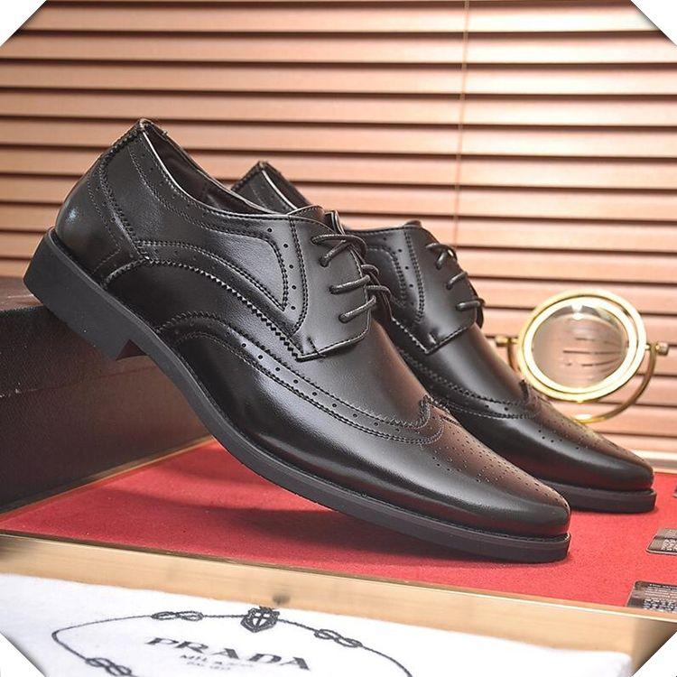 a3c77684a Compre Sapatos De Vestido Formal De Negócios Para Homens De Couro Genuíno  Tecido Lace Up Trabalho Confortável Mocassins Flats Loafers Oxford Floral  Design ...