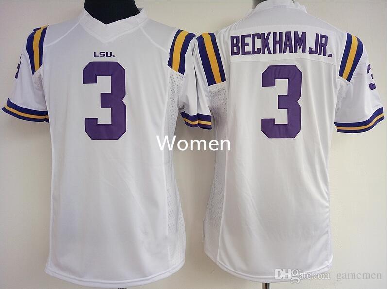 d047a1c9c 2019 Youth Women 3 Odell Beckham Jr. 7 FOURNETTE #5 Derrius Guice ...