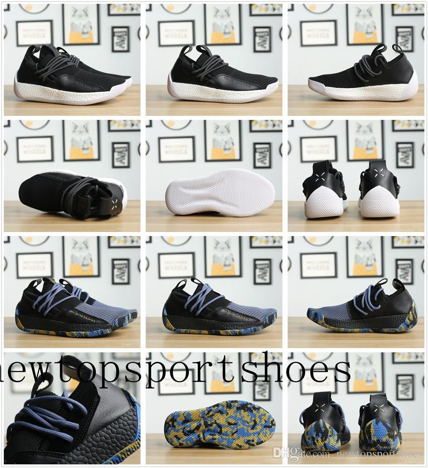 more photos 23000 3a3f1 Acheter Harden Ls 2 Lace Chaussures De Basketball B28170  Bb7651 Harden Ls  2 Chaussures De Sport Harden 2 Mvp Taille Us7 Us12 De 100.51 Du ...