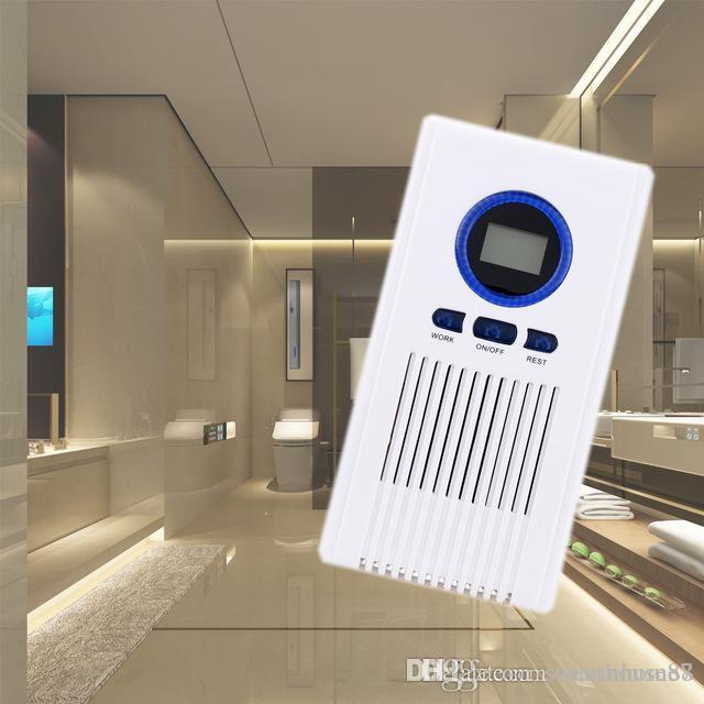 Ozone Generator Air Purifier Toilet Disinfectant Machine Air Cleaner