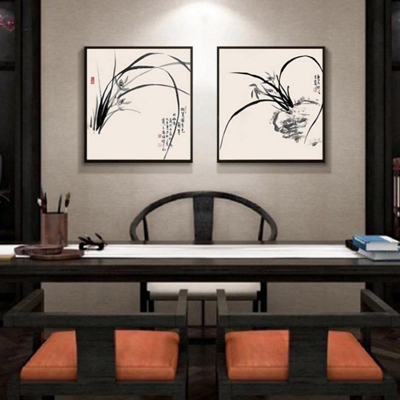 Nuova Cina Soggiorno Decorazione Pittura Ristorante Parete Appeso Ritratto  Camera da letto Minimalista moderno Home Decoration Products