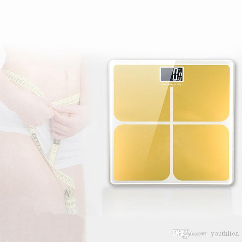 digital bathroom scale precision body weight balance with extra large lcd display 180 kg 400 lb weighing scale and step on technology digital bathroom scale - Digital Bathroom Scales