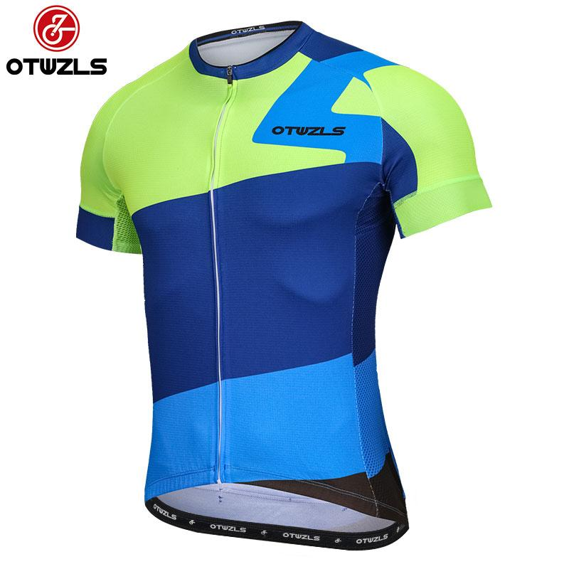 Cycling Jersey 2018 Pro Team Quick Dry Summer Short Sleeve MTB ... ab1276230