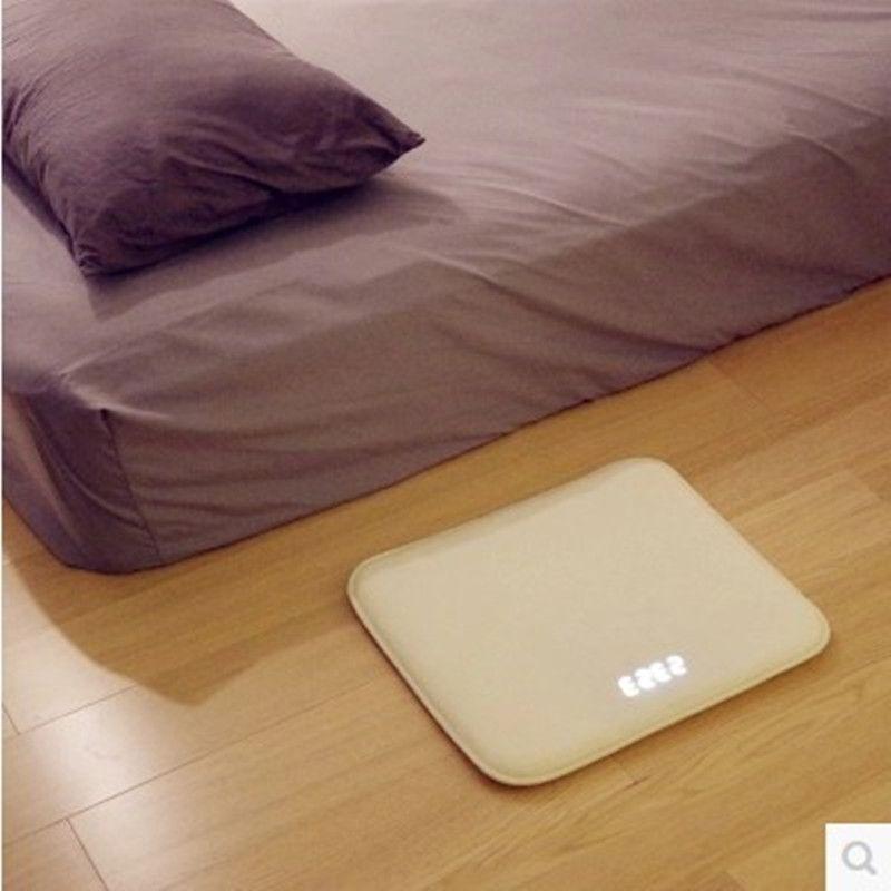 2019 Intelligent Digital Alarm Clock Bedroom Music Carpet Electronic ...
