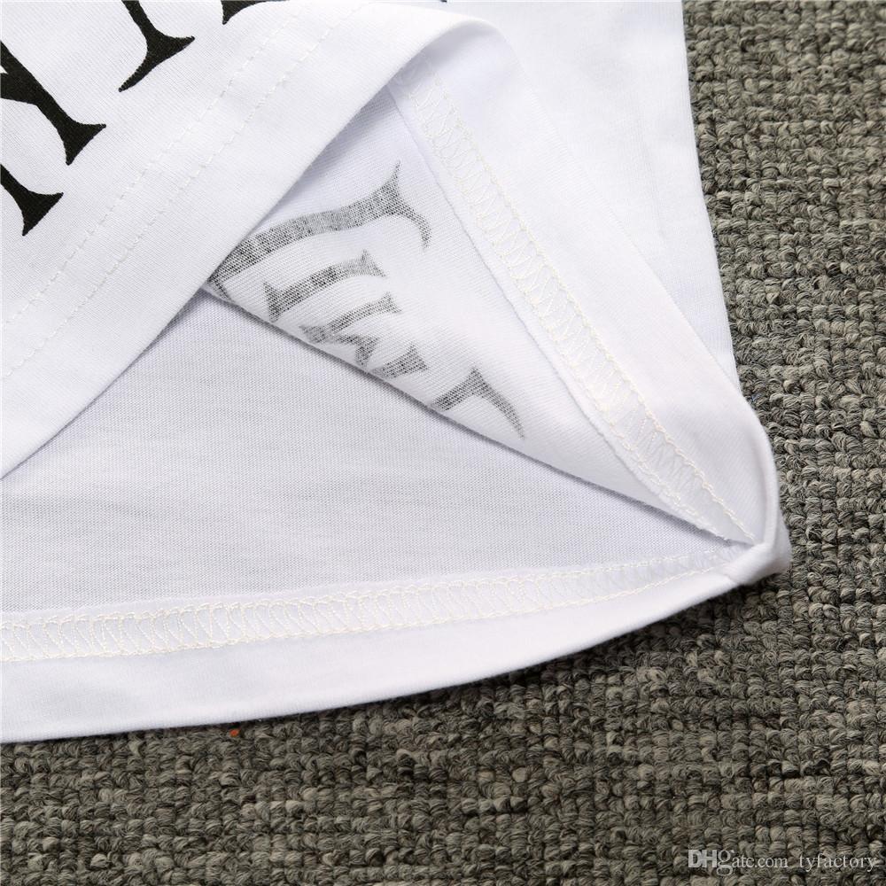 Nouveau-né Bébé Garçon Vêtements Enfant T-shirt + Pantalon ensemble Skull Heads Infant Boutique Vêtements Casual Costumes Pour Enfants Enfants Pyjamas