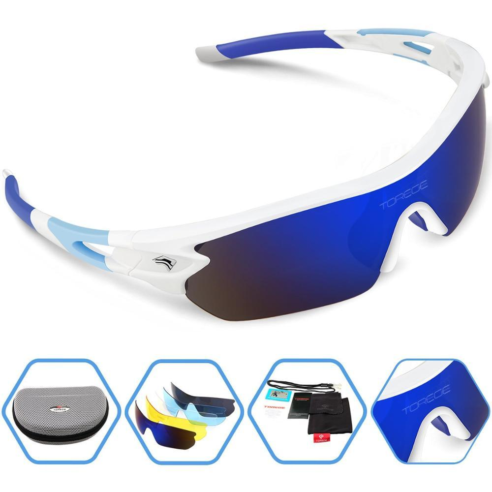 87122c79e7 2019 2018 New Outdoor Sports Sunglasses Polarized Glasses For Cycling  Running Fishing Golf Men Women Bicycle Riding Eyewear Goggles From Towork