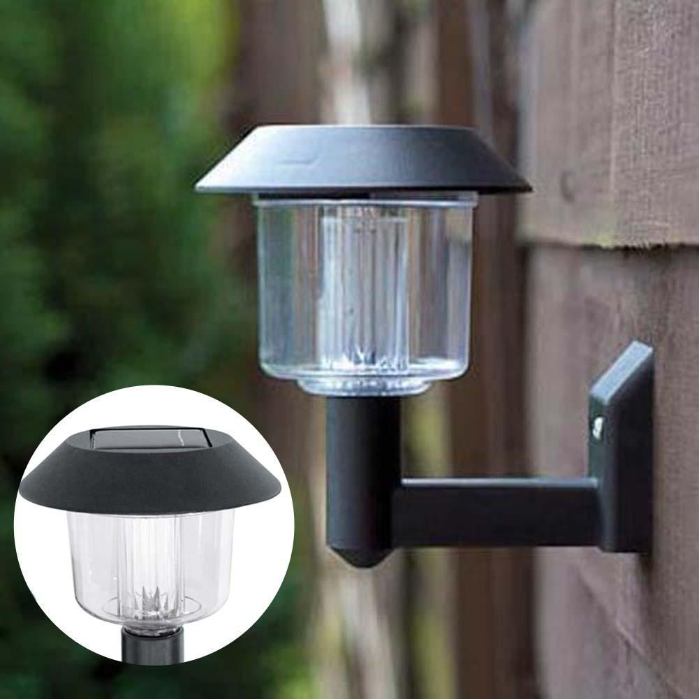 2018 newest solar powered wall light bright auto sensor fence led 2018 newest solar powered wall light bright auto sensor fence led garden yard fence lamp outdoor garden lamp posts landscape light from hogon aloadofball Image collections