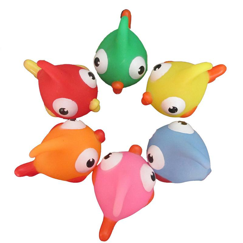 Baby Bath Toys PVC Duck Shower Water Floating Mini Bathroom Toys ...