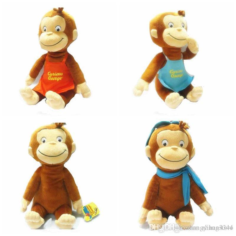 Kinder Plüsch Affe **Süß** **Ansehen** Steiff