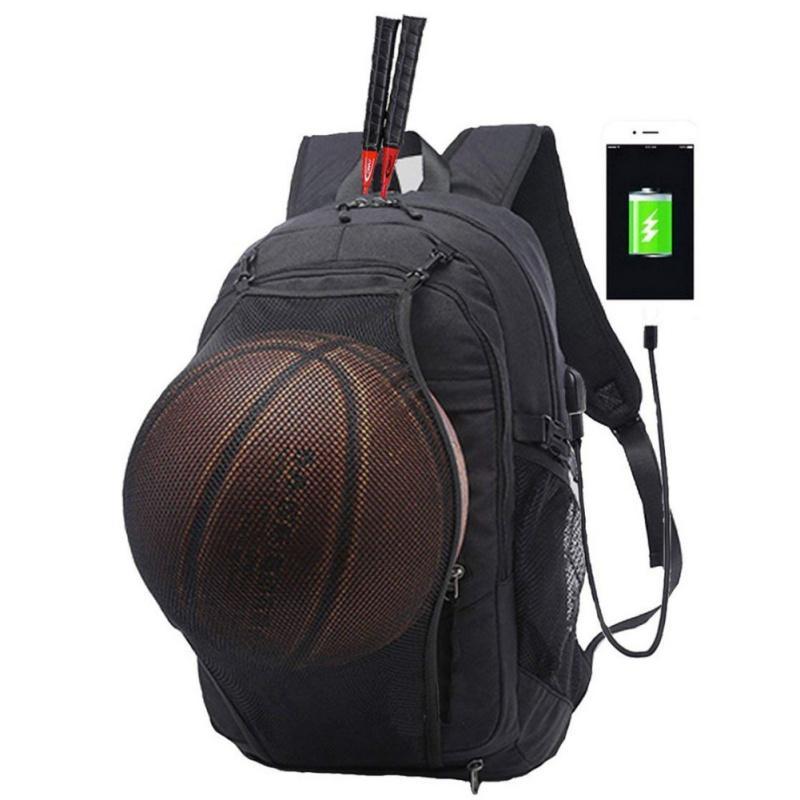 Sport Backpack Men Laptop Bag With Football Basketball Net For Teenager Boys  Soccer Ball Pack Bag Gym Bags Training Gym Bags Cheap Gym Bags Sport  Backpack ... b6655b15c8