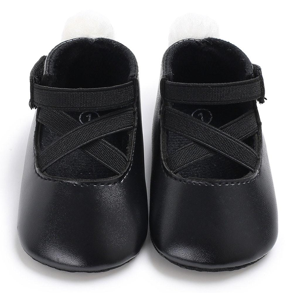 ab270dfdb 2019 Baby Infant Kids Girl Leather Soft Sole Crib Toddler Newborn Shoes  Soft Handmade Baby Shoes First Walkers From Henryk, $28.66 | DHgate.Com