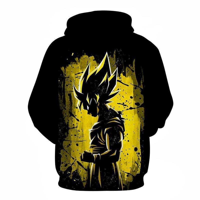 Newest Fashion Men Women Dragon Ball Goku Funny 3D Printed Crewneck  Sweatshirt Hoodies Fashion Casual Hoodies H17 Unisex Clothes Goku Dragon  Ball 3d Hoodies ... 22f28caca320