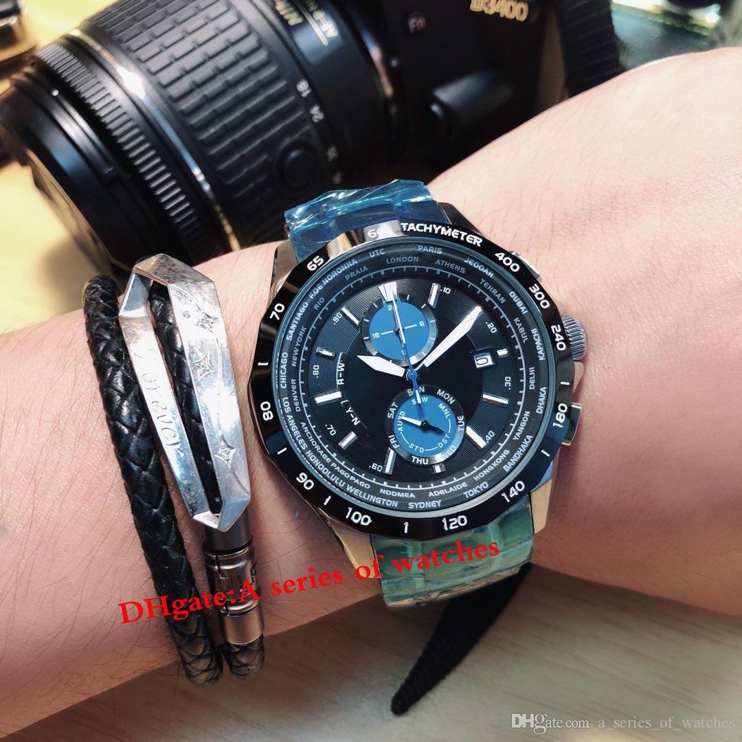 404bb149c82 Compre Venda Quente Dos Homens Relógio De Pulso De Luxo Relógio De Quartzo  Clássico Banda De Aço