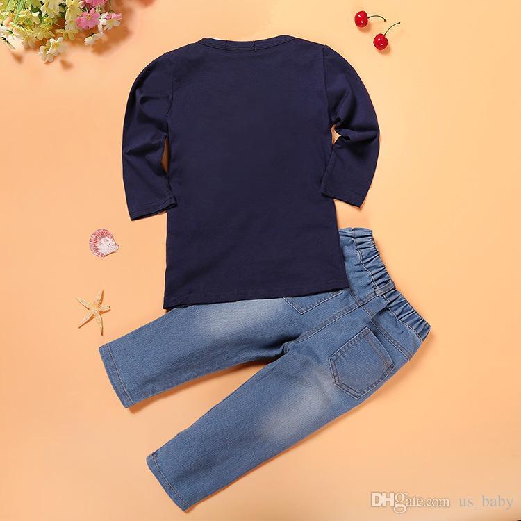 Meninos Cavalheiro roupa Camisa Branca + Casaco + calças jeans para 2-7 T Crianças Meninos Bow Tops + Calças Traje