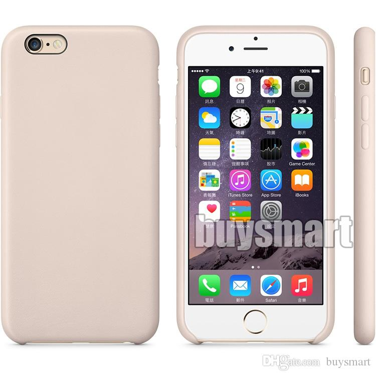 Original Official Case For Apple iPhone 11 Pro Max XS XR X 8 7 6 6S Plus 5 5S Cover Have OEM Back LOGO PU Leather Phone Cases Matte Frosted