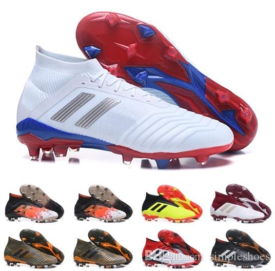 f74a76739 Mens Copa Mundial Leather FG Soccer Shoes Discount Soccer Cleats 2015 World  Cup Football Boots Size 40 45 Black White Orange Botines Futbol Womens  Sandals ...