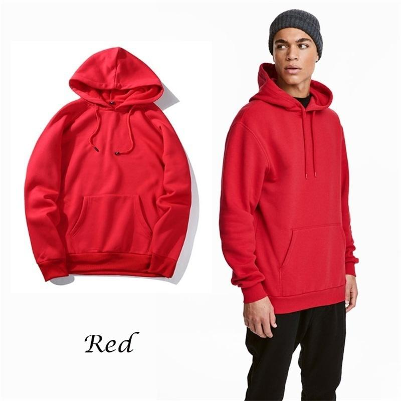 USA SIZE Hoodies Mens Thick Clothes Winter Fashion Color Sweatshirts Women  Hip Hop Streetswear Solid Fleece Hoody Man Clothing UK 2019 From Bigseaa 99899132f