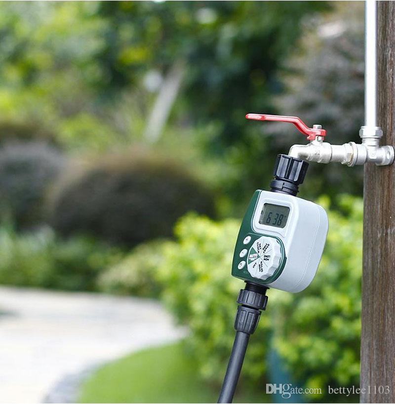Orbit Elektronik Su Zamanlayıcı Otomatik Akıllı Dijital Bahçe Sulama Denetleyicisi
