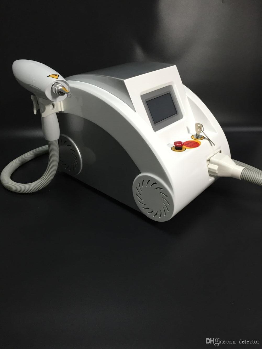2000MJ tela sensível ao toque 1000w Q comutada nd yag laser beleza máquina tatuagem remoção remoção de acne cicatriz 1320nm 1064nm 532nm