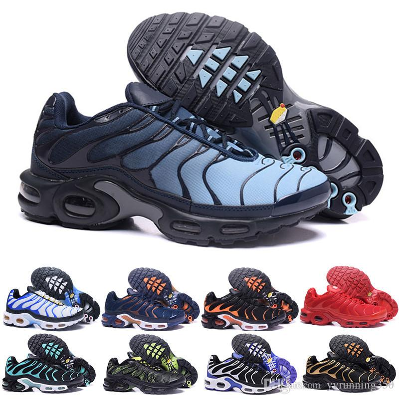cheaper 9c056 c316a Acheter Nike Tn Plus Air Max Airmax 2019 TN Plus Chaussures Air Cushion  Pour Hommes Smokey Mauve Olive En Métallique Argent Mxamropavs Chaussures  Designer ...