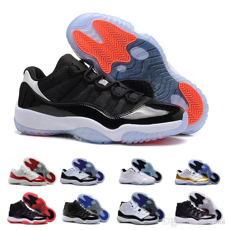 d94f213eb New New 11 11s Gym Red Mens Basketball Shoes Heiress Black Win Like ...